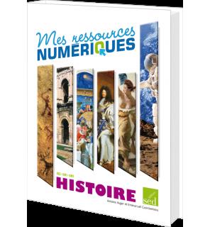 Mes ressources numériques - Histoire