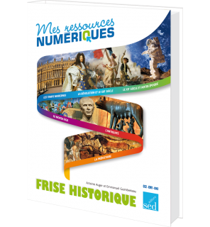 Mes ressources numériques - Frise historique