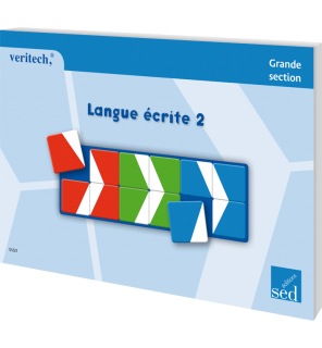 Langue écrite II - GS