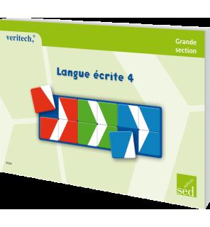 Langue écrite IV