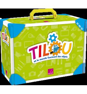 Tilou et le monde fascinant des objets