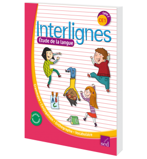 Interlignes Ce1 Manuel De L Eleve Ed 2016 Editions Sed