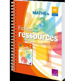 Maths + CP - Fichier ressources (Éd. 2016)
