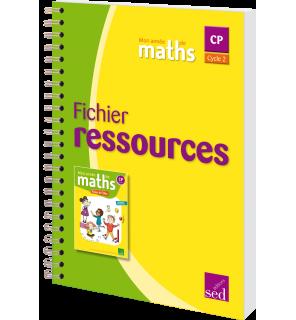 Mon année de maths CP - Fichier ressources