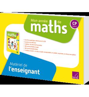 Mon année de maths CP - Matériel de l'enseignant