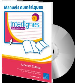 Interlignes - Étude de la langue CE1 (Éd. 2016)