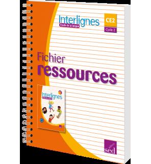 Interlignes CE2 - Fichier ressources (Éd. 2017)