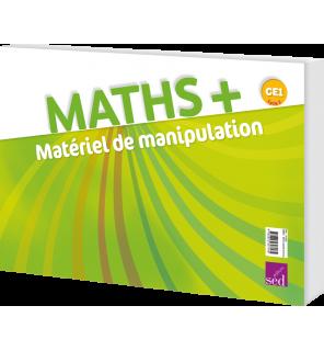 Maths + CE1 - Matériel individuel pour 8 élèves (Éd. 2016)