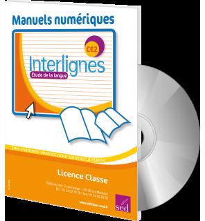 Interlignes - Étude de la langue CE2 (Éd. 2017)