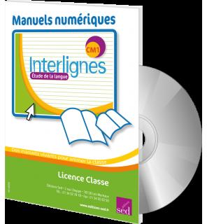 Interlignes - Étude de la langue CM1 (Éd. 2017)