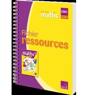 Mon année de maths CM1 - Fichier ressources