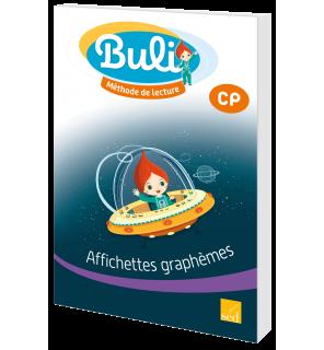 Buli - Affichettes graphèmes
