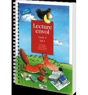 Lecture envol - Guide du maître CE1