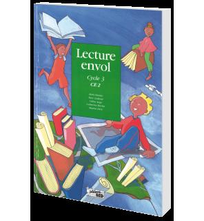 Lecture Envol - Livre de l'élève CE2