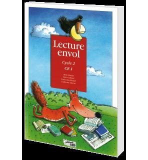 Lecture Envol - Livre de l'élève CE1