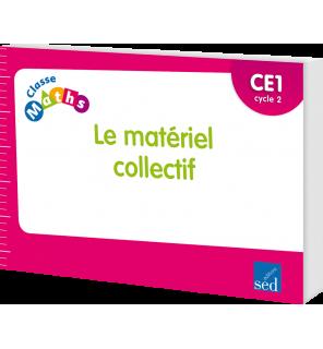 Classe Maths CE1 - Matériel collectif