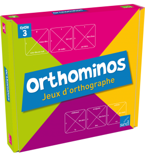 Orthominos Orthographe