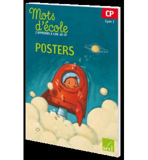 Mots d'Ecole CP - Posters