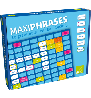 Maxiphrases - Cycle 3