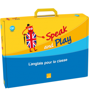 Speak and Play CE1