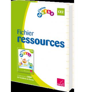 Classe Maths CE2 - Classeur ressources