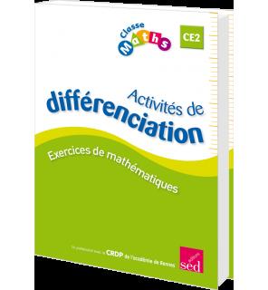 Classe Maths CE2 - Classeur Activités de différenciation