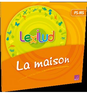 Lexilud - La maison