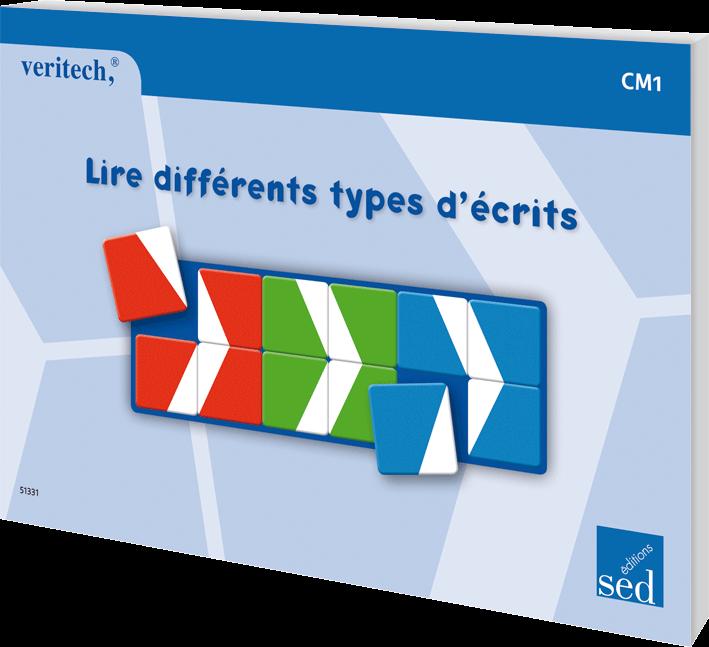 Lire différents types d'écrits - CM1