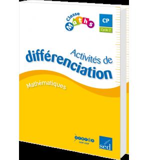 Classe Maths CP - Classeur d'activités de différenciation
