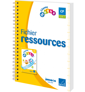 Classe Maths CP - Fichier ressources