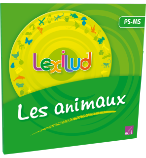 Lexilud - Les animaux