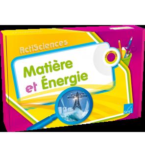 Matière et Energie - 12 élèves