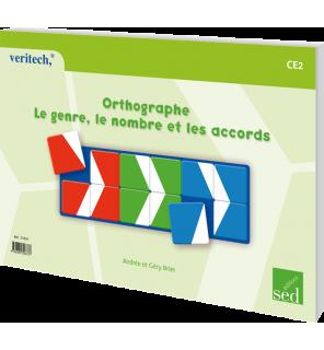Orthographe CE2 - Le genre, le nombre et les accords