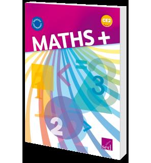 Maths + CE2 - Manuel de l'élève - Éd. 2017