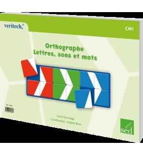 Orthographe CM1 - Lettres, sons et mots