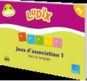 Ludix - Jeux d'association 1 Vers le langage PS