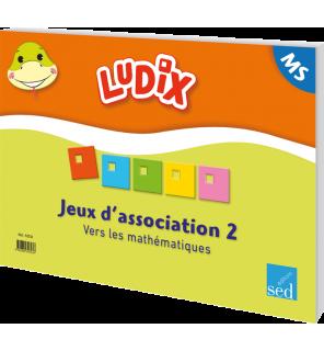 Ludix - Jeux d'association 2 Vers les mathématiques MS