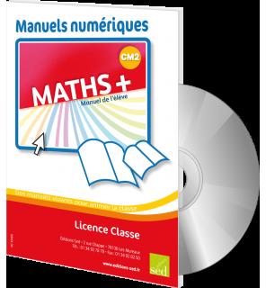 Maths + CM2 (Éd. 2018)