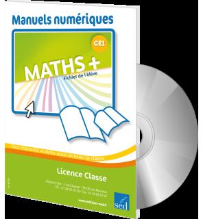 Maths + CE1 (Éd. 2017)