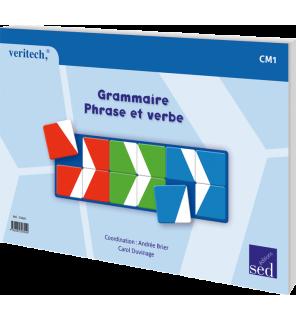 Grammaire CM1 - Phrase et verbe