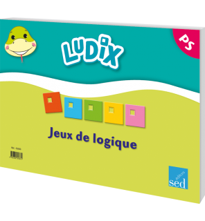 Ludix - Jeux de logique PS