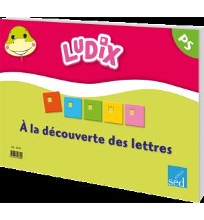 Ludix - À la découverte des lettres PS