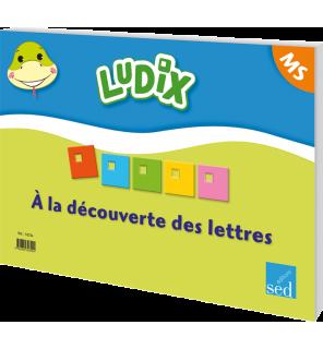 Ludix - À la découverte des lettres MS