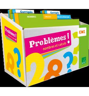 Problèmes ! Nombres et calculs CM