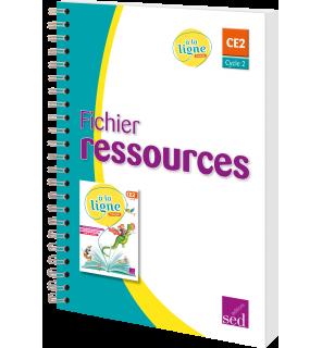 À la ligne CE2 - Fichier ressources et CD audio