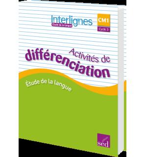 Interlignes CM1 - Classeur de différenciation
