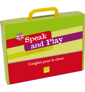 Speak and Play CE2