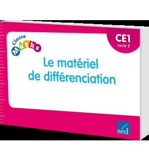 Classe Maths CE1 - Matériel de différenciation