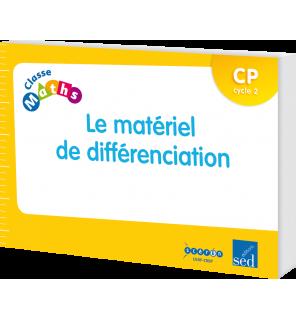 Classe Maths CP - Matériel de différenciation
