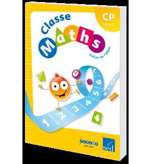 Classe Maths CP - Fichier de l'élève